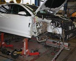 Sarl Condamine - Aurillac - Réparation et travaux de carrosserie